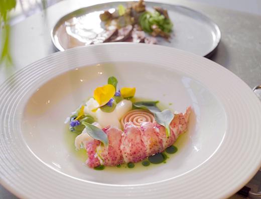 Chef de la Maison | 4 gangen + amuses | Een ambachtelijk diner met pure smaken!