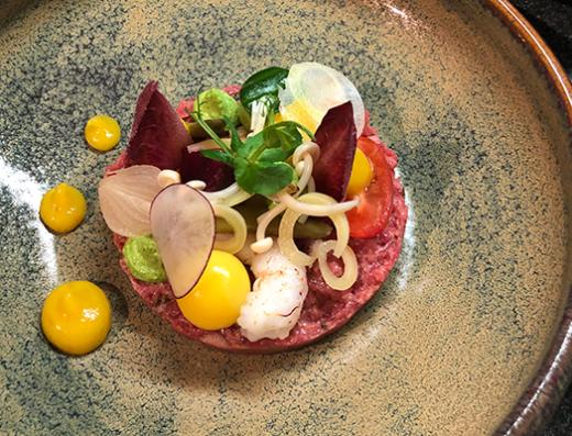 MVZ Culinair | 4 gangen + wijn | Klassieke stijl met een moderne knipoog!