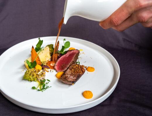 Droomdiner | 5 gangen | Traditionele Europese cuisine met een moderne twist!