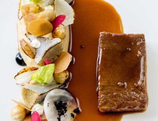 La Table du Chef | 4 gangen + amuse & wijn | Enorme passie en toewijding met uitsluitend biologische producten