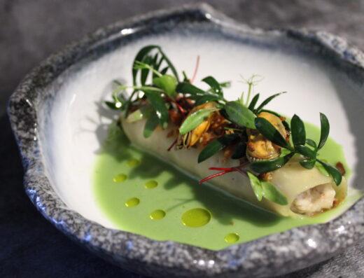 Vagus Culinary Studio | 4 gangen + amuse | Verfijnde en klassieke kookstijl met Mediterraanse invloeden!